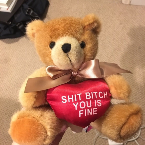 Love Is Lame Other Valentines Day Teddy Bear Poshmark